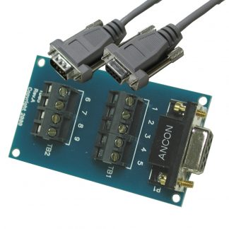 Terminal Block Kit - TB05 + CA127 Cable