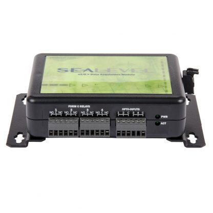 KT131 Application Example: eI/O Mounting Brackets Installed on eI/O Module (Not Included)