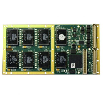MIL-STD-1553 Two-Channel PMC Board