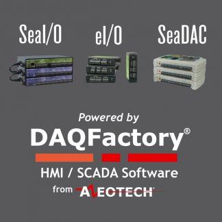 DAQFactory Express HMI/SCADA Software (Trial Version)