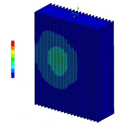 Relio R1 External Thermal Surface Modeling