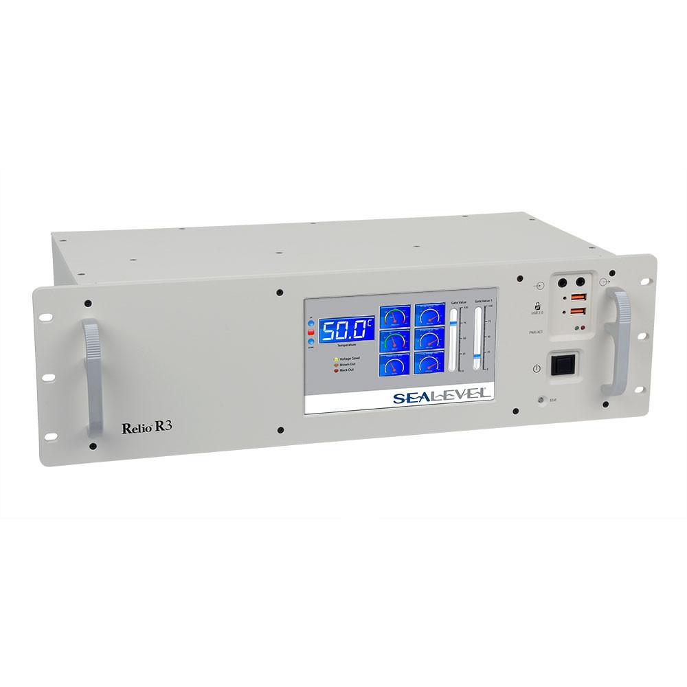 Configurable Relio R3 Industrial 3U Rackmount Computer