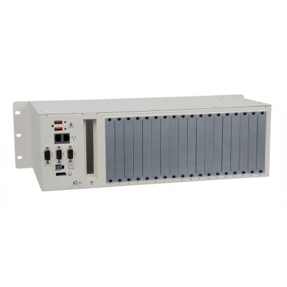 Relio R3 Rear w/ 18 Optional SeaRAQ I/O Expansion Slots & 1 PCI Express X1 Slot