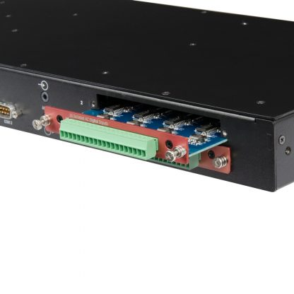 Application Example: Relio R4 1U Industrial Computer with 2 SeaRAQ I/O Expansion Modules