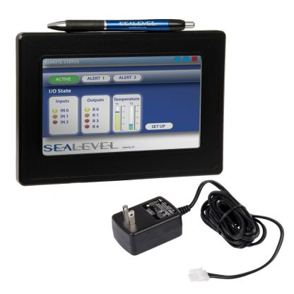 """400 MHz ARM9 NEMA4 Touchscreen Computer with 128MB SDRAM, 7"""" TFT LCD"""