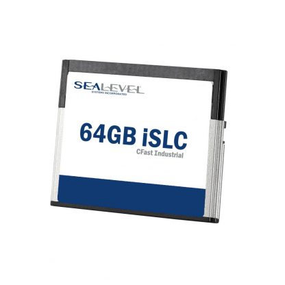 64GB iSLC CFast Card Solid-State Disk (SSD)