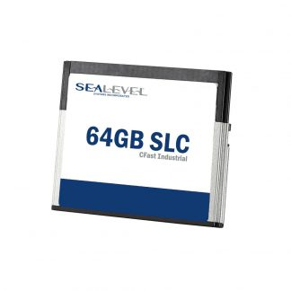 64GB SLC CFast Card Solid-State Disk (SSD)