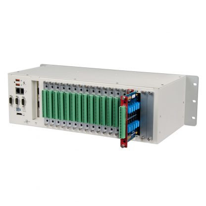 Application Example: Relio R3 with 18 SeaRAQ I/O Expansion Boards Installed