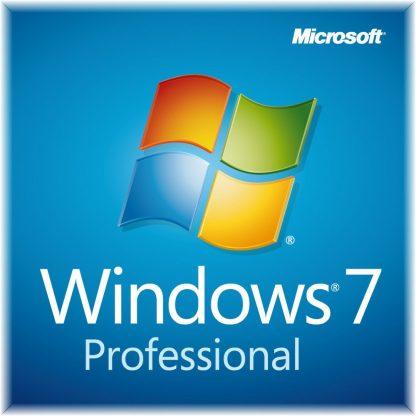 Microsoft Windows 7 Professional 32-Bit - Installed