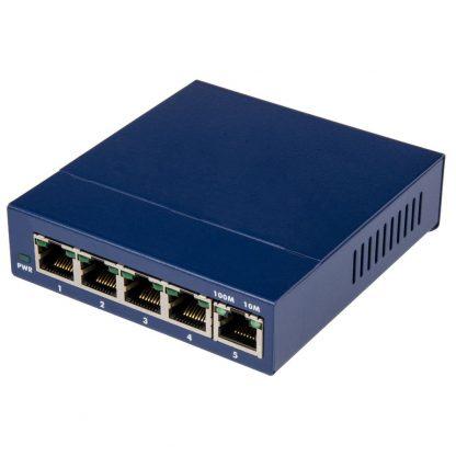 5-Port 10/100 Ethernet Switch
