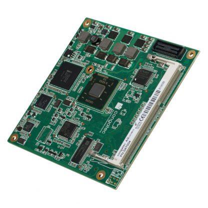 COM Express Module, Type 6, 1.8GHz Intel Atom N2800