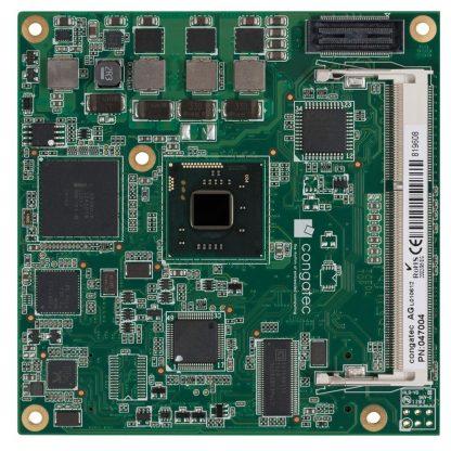 TCA/N2800 COM Express Module Top View