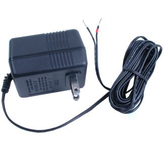 120VAC to 12VDC @ 500mA, Wall Mount Power Supply - (United States)
