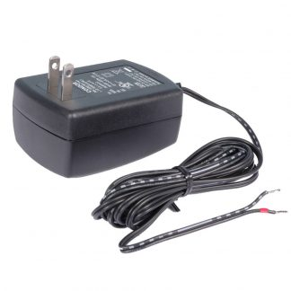 100-240VAC to 12VDC @ 2.5A, Wall Mount Power Supply