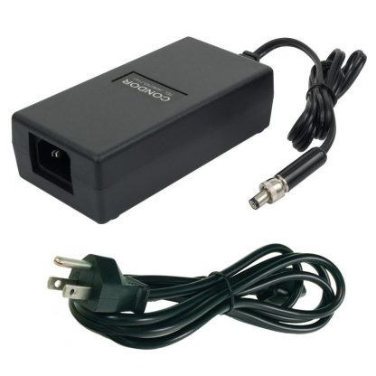 TR128 100-240VAC to 5VDC @ 3A, Desktop Power Supply w/ Locking Connector and US Power Cord
