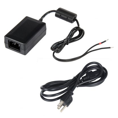 TR151 100-240 VAC to 5 VDC @ 4 A, Desktop Power Supply w/ Tinned Leads and US Power Cord