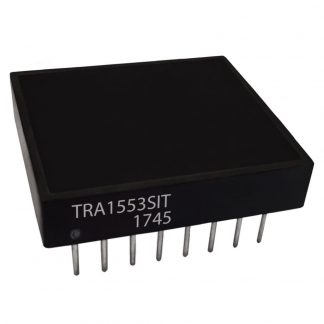 Single, Through-the-Board, MIL-STD-1553 (1:1.79) Data Bus Transformer