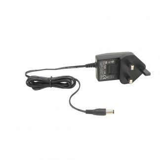 100-240VAC to 5VDC @ 1.2A, Wall Mount Power Supply - (United Kingdom)