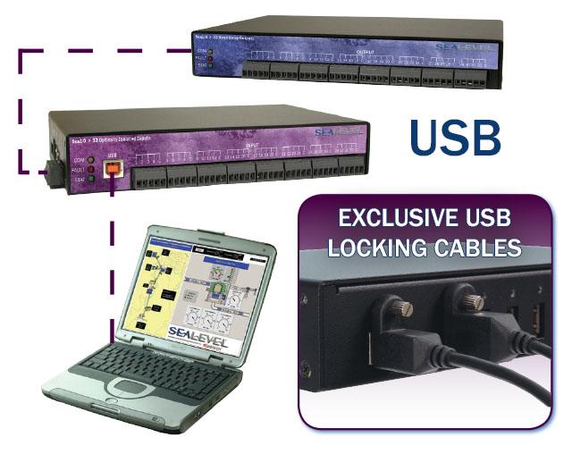 SeaI/O USB
