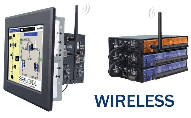 SeaI/O wireless